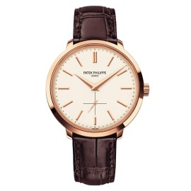 Patek Philippe Calatrava 5123R-001 38mm 18K Rose Gold Watch