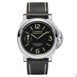 Panerai Pan 510 Luminor Marina 44mm Stainless Steel Watch