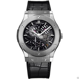 Hublot 515.NX.0170.LR Classic Fusion Ultra Thin Skeleton 45mm New Watch