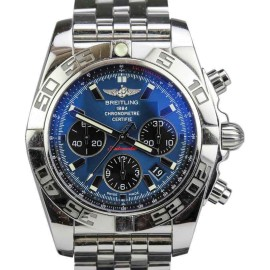 Breitling Windrider Chronomat B01 B-1 Chronograph AB0110 43.5mm Watch