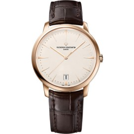 Vacheron Constantin Patrimony 4100U/000R-B180 18K Rose Gold & Leather Automatic 36mm Womens Watch
