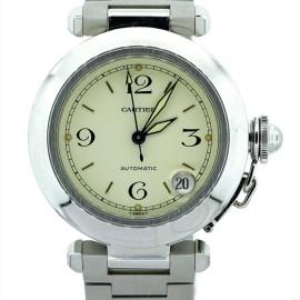 Vintage Cartier Pasha De Cartier 35mm Watch