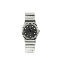 Omega Constellation My Choice Quartz Steel Ladies Watch 1566.56.00