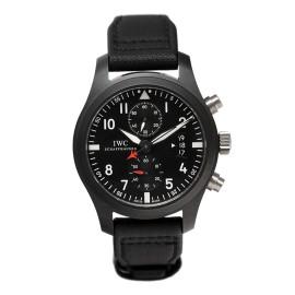 IWC Pilot IW388001 Top Gun Edition Black Dial Automatic Men's Watch