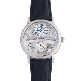 Jules Audemars Chronometer with Escapement Automatic Platinum Men's Watch