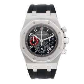 Audemars Piguet Royal Oak 25979ST Stainless Steel Chronograph Limited Edition 39mm Mens Watch 2000s