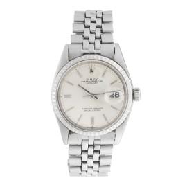 Rolex Datejust 1601 Stainless Steel 36mm Mens Watch