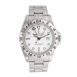 Rolex Explorer II 16570 Polar White 40 mm Mens Watch