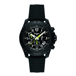 Outdoor Pioneer Chronograph rubber band