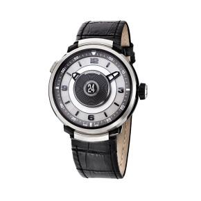 Fabergé Visionnaire Dtz 18 Karat White Gold Watch