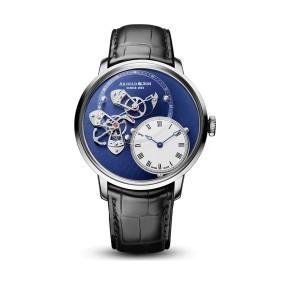 Instrument DSTB Steel Blue Watch