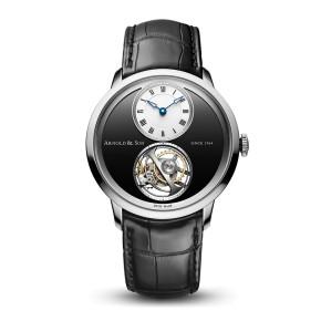 Instrument UTTE Palladium Black Dial Watch