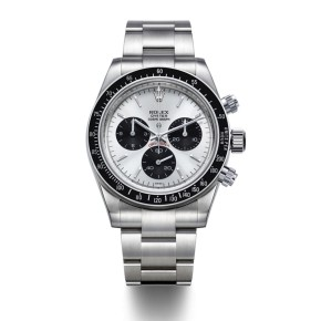 Tribute to 6263 series II Silver Dial Watch