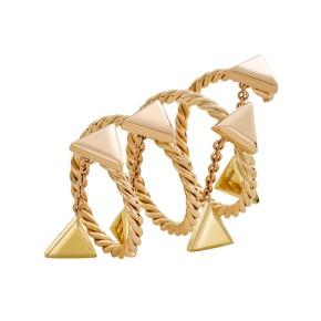 18K Yellow Gold Golden Universe Ring