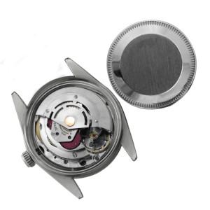 Rolex Datejust 16014 36mm Black Sapphire Diamond Stainless Steel Watch