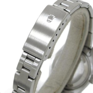 Rolex Oyster Date Stainless Steel Automatic 26mm Womens Watch