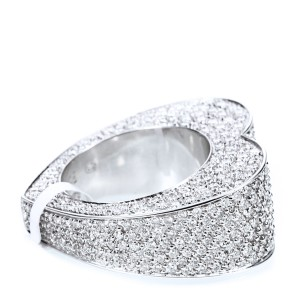 Piaget Diamond Heart Ring