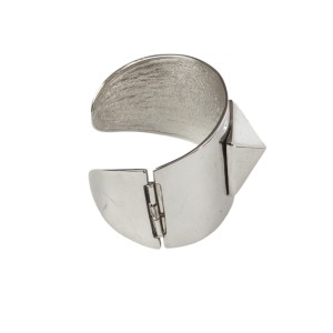 Kenneth Lane Spike Punk Cuff Bracelet
