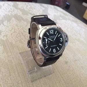 Panerai Luminor Marina PAM00111 Steel 44mm Watch