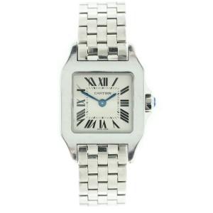 Cartier Santos Demoiselle 2698 Stainless Steel 26mm Womens Watch