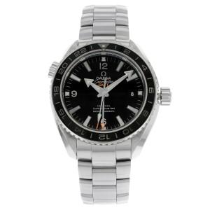 Omega Planet Ocean GMT 232.30.44.22.01.001 Steel Automatic Men's Watch