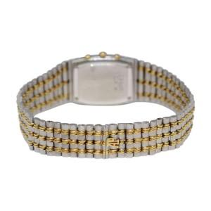 Audemars Piguet Bamboo 18K White & Yellow Gold Quartz Watch