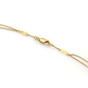 Carrera y Carrera Diamonds 18k Yellow Gold Large Nude Woman Pendant Necklace