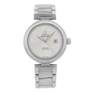 Omega DeVille Ladymatic 425.30.34.20.05.001 Steel Automatic Watch