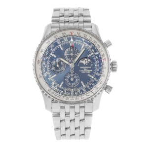 Breitling Navitimer 1461 A1937012/C883-443A Steel Automatic Mens Watch
