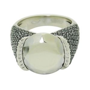 Chopard Golden Diamonds 18K White Gold & Diamond Ring