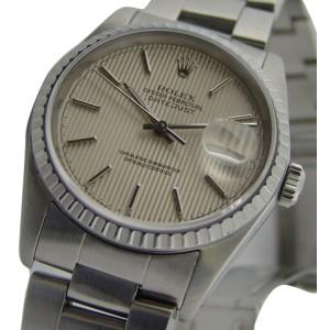 Rolex DateJust 16220 36mm Stainless Steel Watch
