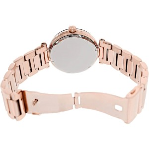 Michael Kors MK5868 Rose Gold Stainless Steel Quartz 40mm Womens Watch