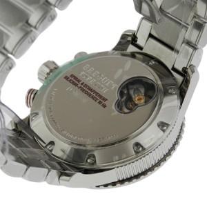 Breguet 3880st/h2/sx0 Transatlantique Type XXII Flyback 10 Hz Steel 44mm Watch