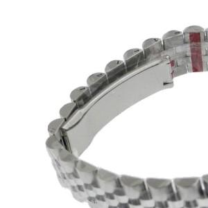 Rolex 178240 Datejust Stainless Steel White Roman Jubilee Womens Watch