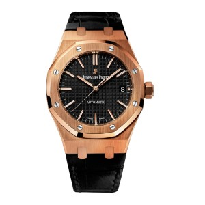 Audemars Piguet Royal Oak 15450rOR.OO.D002CR.01 Rose Gold Watch