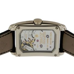 Patek Philippe Gondolo White Gold 5200G-010 Opaline Dial Watch