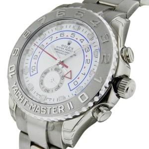 Rolex Yacht-Master II 116689 42.6mm White Gold Watch