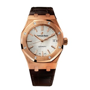 Audemars Piguet Royal Oak 15450OR.OO.D088CR.01 Rose Gold Watch