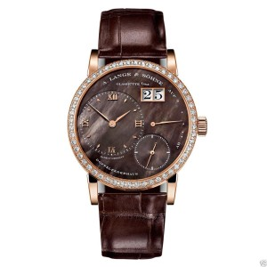 A. Lange & Sohne Little Lange 1 Soiree 813.043 Rose Gold 36.1mm Watch