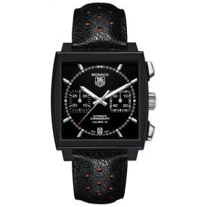 Tag Heuer Monaco CAW211M.FC6324 Titanium 39mm Mens Watch