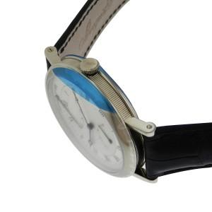 Breguet Classique Retrograde 5207bb/12/9v6 18K White Gold / Leather Automatic 39mm Mens Watch