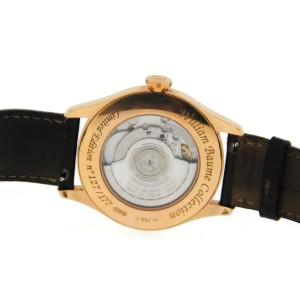 Baume & Mercier William Baume MOA08730 18K Rose Gold Mens Watch