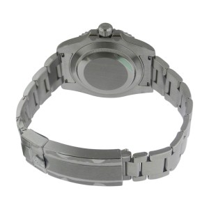 Rolex 114060 Submariner Ceramic Bezel Black Dial 40mm Watch