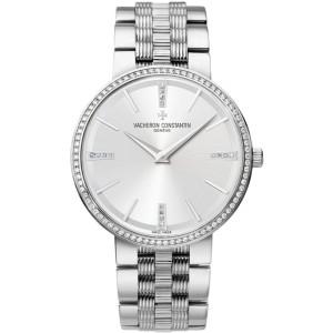 Vacheron Constantin 81577/v01g-9270 Traditionnelle 18K White Gold 38mm Watch