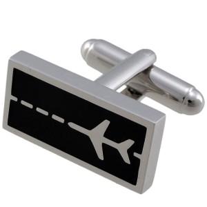 Tateossian Plane Cufflinks