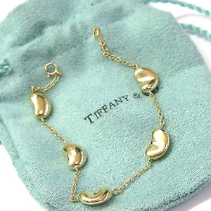 Tiffany & Co. Elsa Peretti 18K Yellow Gold Bracelet