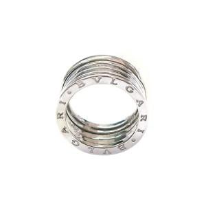 Bulgari B Zero 18K White Gold Ring