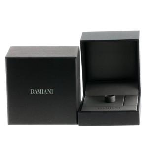 Damiani 18K White Gold Diamond Orbital Ring