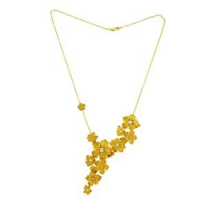 Carrera y Carrera Emperatriz Maxi 18K Yellow Gold Necklace