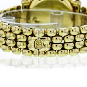 Chopard Happy Sport 18K Yellow Gold 27/6144-21/11 32mm Watch